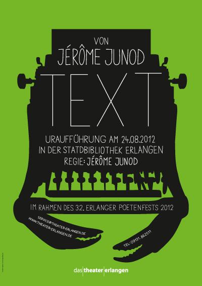 Plakat-Text